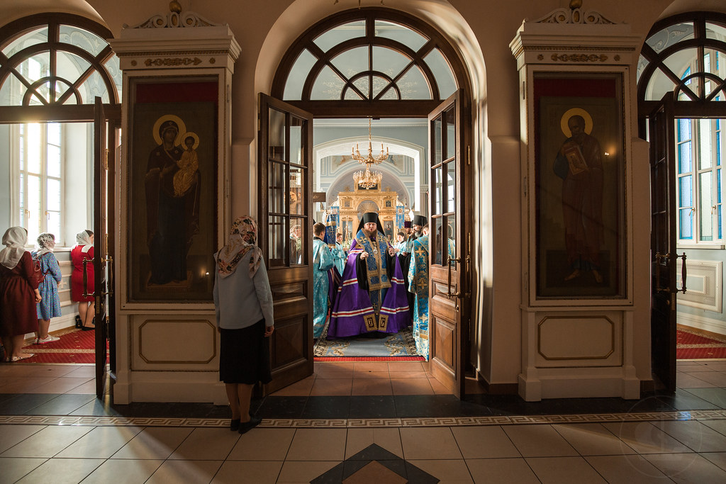 27-28 августа 2019, Успение Пресвятой Богородицы /  27-28 August 2019, The assumption of the blessed Virgin Mary