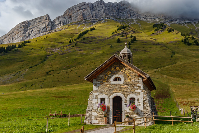 Sainte Anne  (Savoie 08/2019)