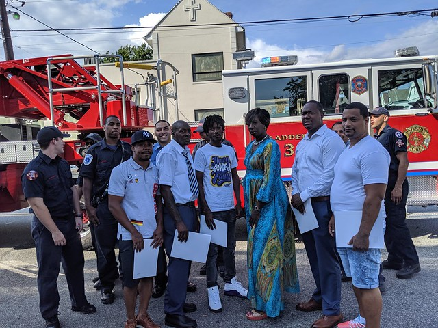 10th Avenue fire rescue