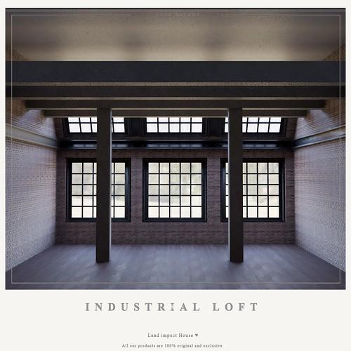 {YD} Industrial Loft
