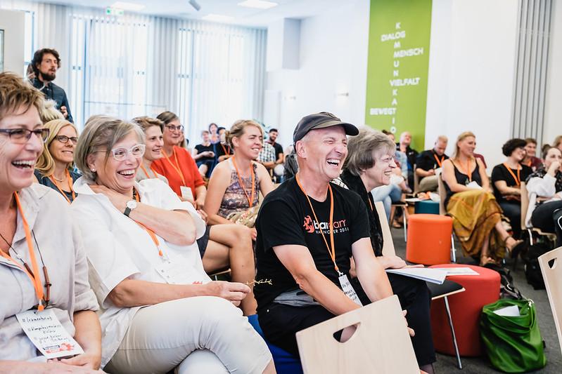 26. openTransfer CAMP #Patenschaften in Bremen