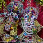ISKCON Vrindavan Deity Darshan 28 Aug 2019