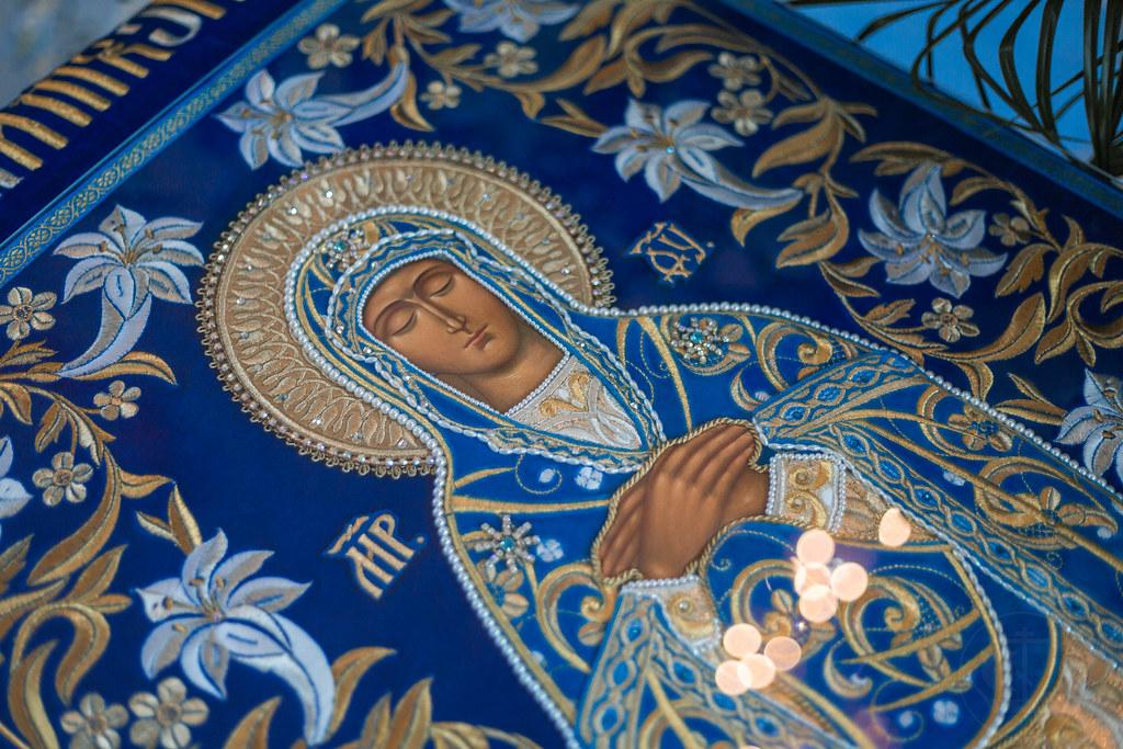 27-28 августа 2019, Успение Пресвятой Богородицы /  27-28 August 2019, The Dormition of the blessed Virgin Mary