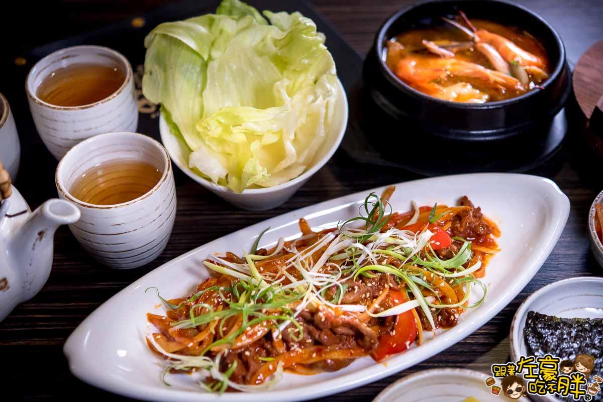 玉豆腐韓國家庭料理(愛河家樂福店) -16