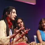 Nitasha Kaul, Meena Kandasamy & Talat Ahmed | ® Roberto Ricciuti