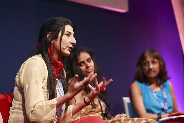 Nitasha Kaul, Meena Kandasamy & Talat Ahmed