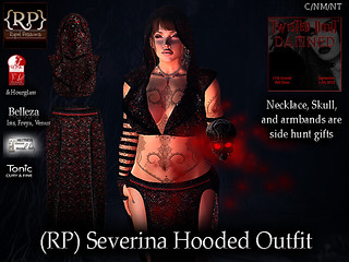 (RP) Severina Hooded Outfit Pic
