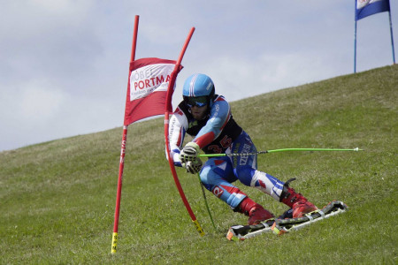 SP v travním lyžování: Barták i ženy na podiu