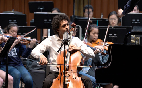 Cellist Nygel Witherspoon, 17, from Minneapolis, MN   Credit Andy Park-175