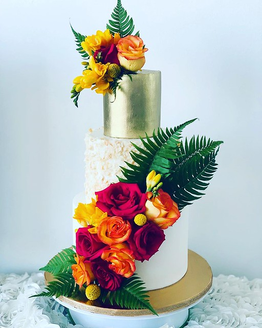 Wedding Cake by Baby Makes Cake