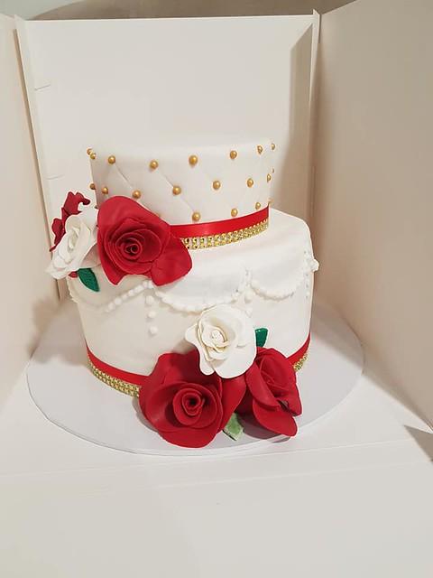 Cake by AbhakCakes