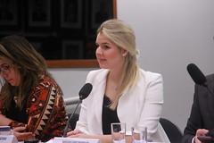 audiência pública na Comissão de Defesa dos Direitos da Mulher