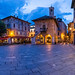 Orta, Blue hour