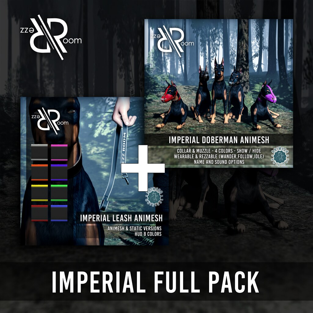 [Rezz Room] Vendor IMPERIAL FULL PACK