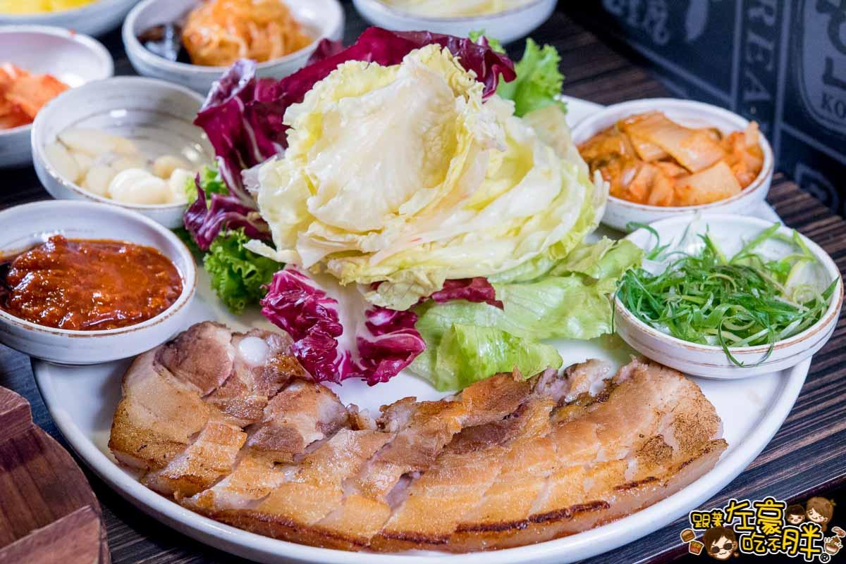 玉豆腐韓國家庭料理(愛河家樂福店) -20