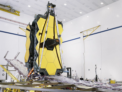 NASA's James Webb Space Telescope Has Been Assembled for the First Time