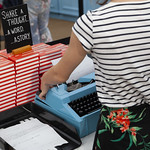 Typewriter in the Bookshop | ® Robin Mair