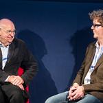 Shaun Bythell & Tim Waterstone | ® Simone Padovani