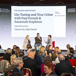Gin Tasting and True Crime | ® Suzanne Heffron