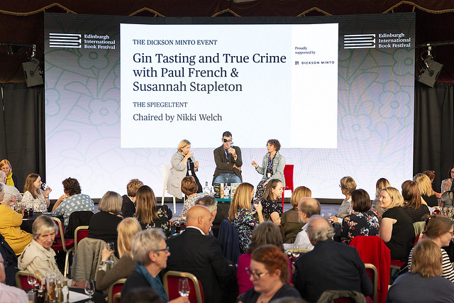 Gin Tasting and True Crime