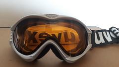 Lyžařská brýle zn. uvex - titulní fotka