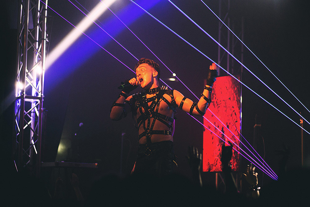 Hatari @ The Dome, Tufnell Park 27/08/19