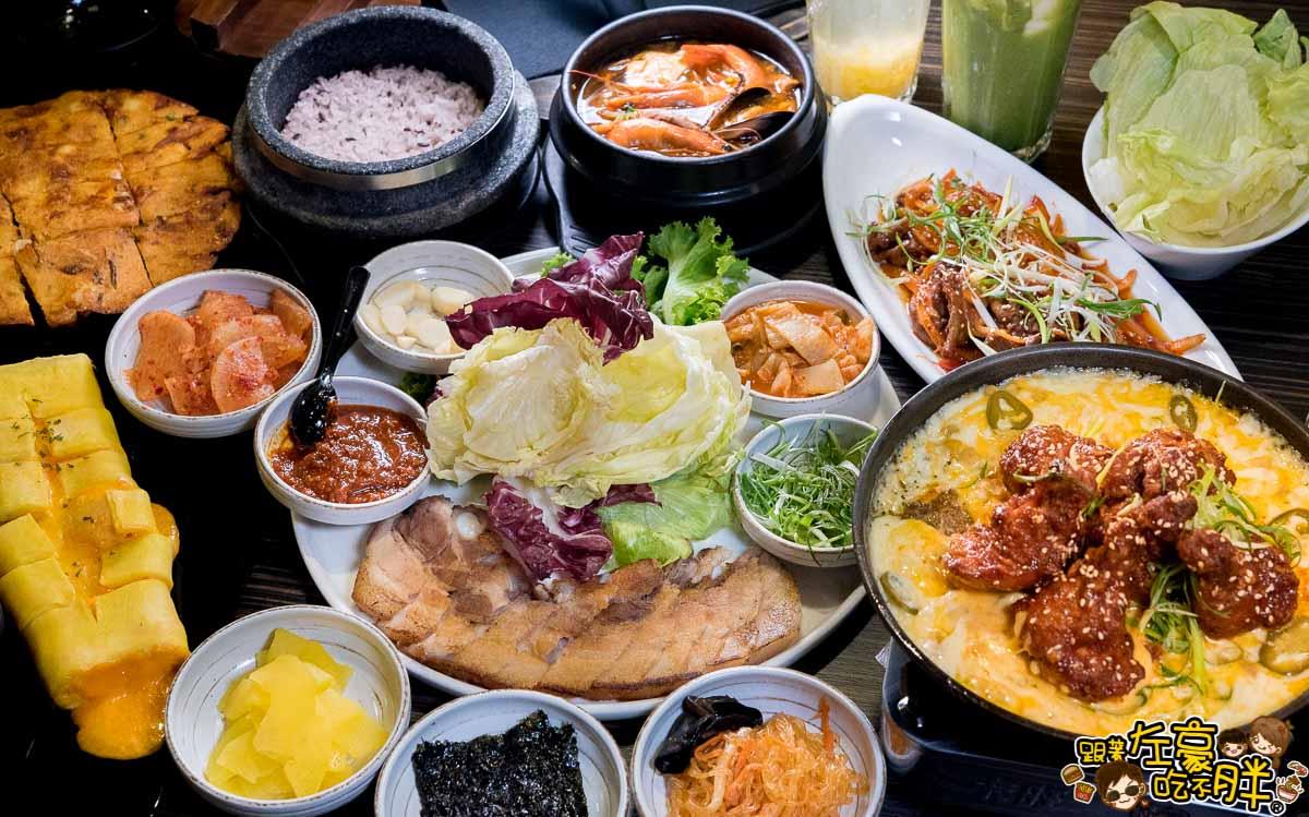 玉豆腐韓國家庭料理(愛河家樂福店) -30