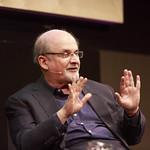 Salman Rushdie | ® Roberto Ricciuti