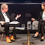 Allan Little's Big Interview with Elif Shafak | ® Simone Padovani