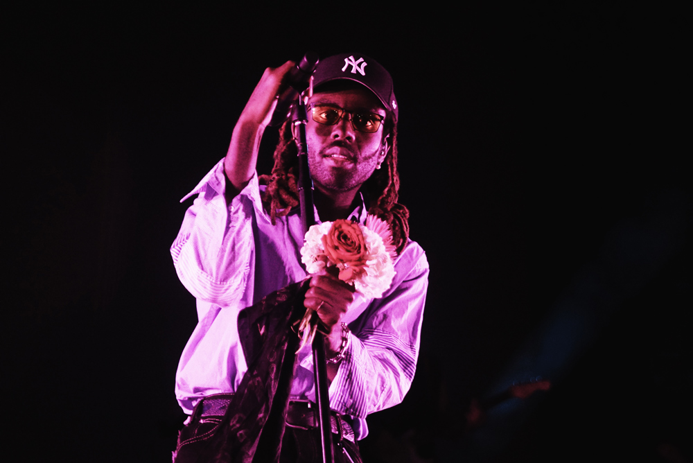 Blood Orange with Kelsey Lu @ Lincoln Center