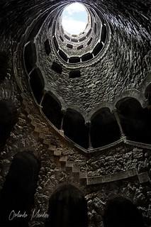 Puits initiatique du palais de la Regaleira