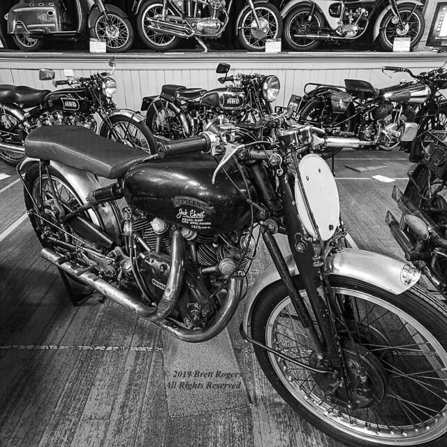 BMCT 2019 Richmond Bike Display