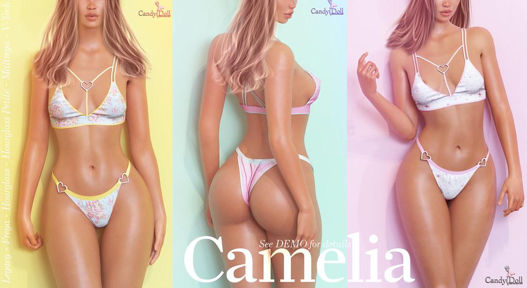 camelia - TeleportHub.com Live!