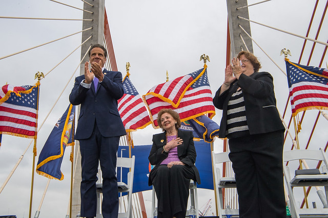 Governor Cuomo Announces Opening of Second Span of New Kosciuszko Bridge - Four Years Ahead of Schedule and On Budget