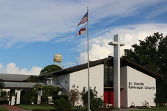Episcopal Florida posted a photo:	Images of St. David's Episcopal Church taken by Diocese of Southwest Florida Communications