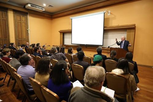 Taller Planificación Estratégica de Recursos Hídricos en un contexto de Cambio Climático Centro UC Cambio Global