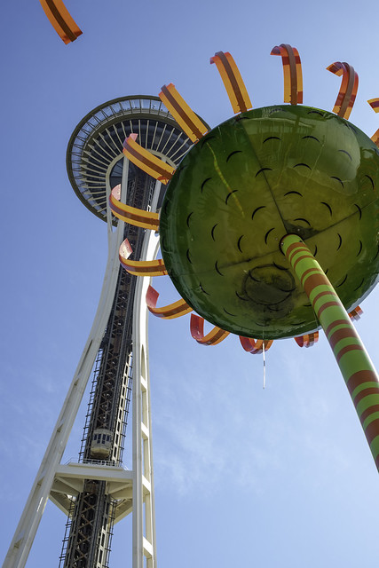 Sonic Bloom & the Seattle Space Needle