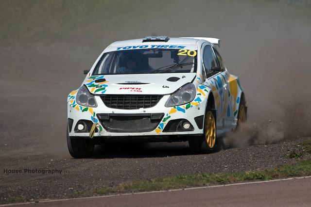 Vauxhall Corsa VXR Rallycross
