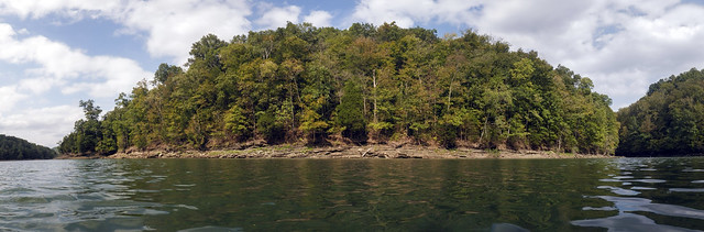 Cordell Hull Lake, Pickett County, Tennessee 2