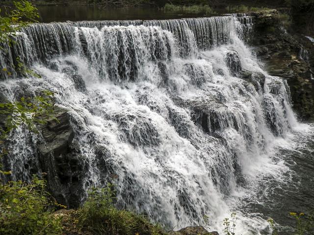 Waterloo Falls, Spring Creek, Overton County, Tennessee 11