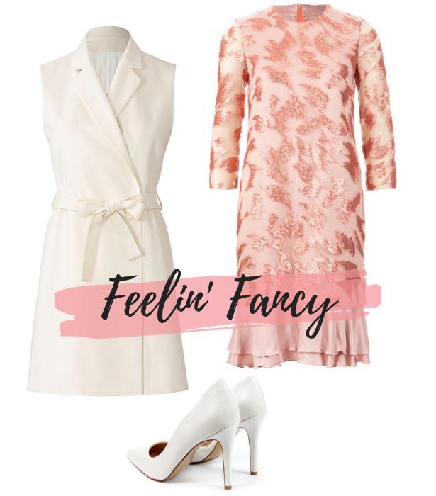 Waistcoat Trend Pattern Feelin Fancy