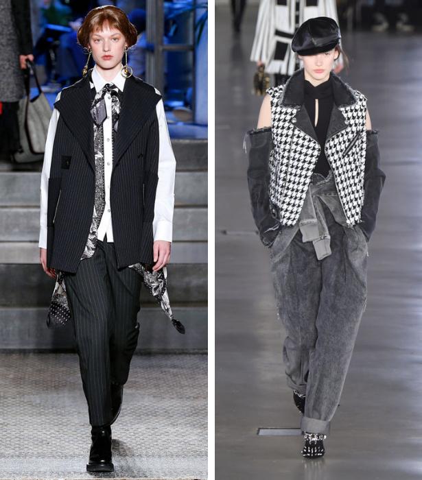 Waistcoat Trend Pattern Designers 2