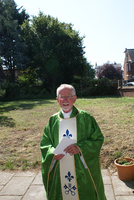 Fr Denys' retiring Mass 25th August 2019