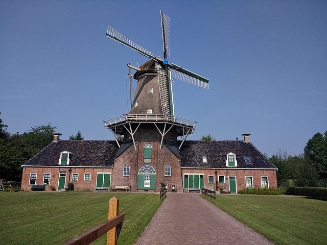 Stellingmolen Woldzigt, Roderwolde - The Netherlands (131540462)