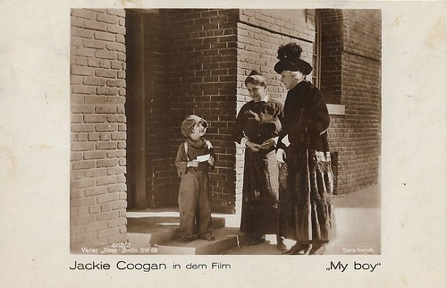 Jackie Coogan in My Boy (1921)