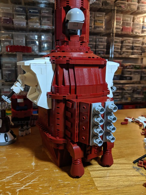 New Engine Block of Blocks