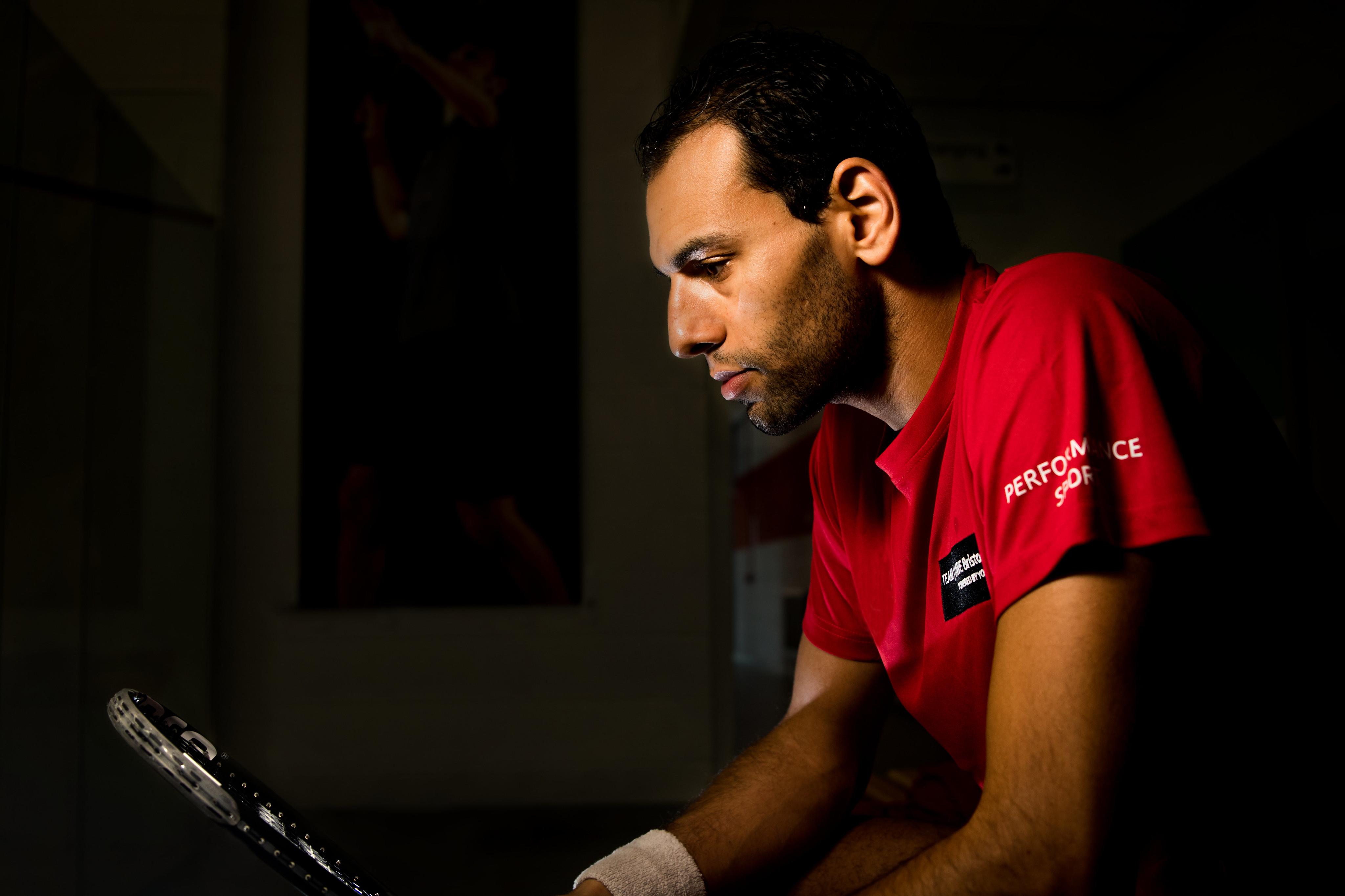 Mohammed El Shorbagy