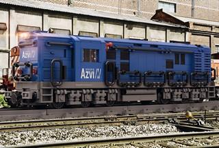 LEGO - Alco Azvi (Ex Renfe 313)
