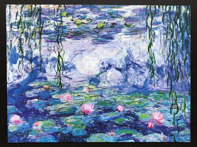 Monet: Waterlilies, 1916-1919, 500 pcs
