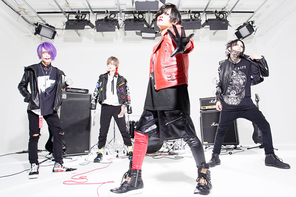 Bray Kid Break iT 在2019年8月12日於東京高田馬場的 Area Livehosue  突如的宣布樂團活動開始!「過去背負的悲傷、憤怒、痛苦全部消滅!」 1